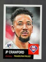2018 TOPPS LIVING SET JP CRAWFORD #108 PHILLIES