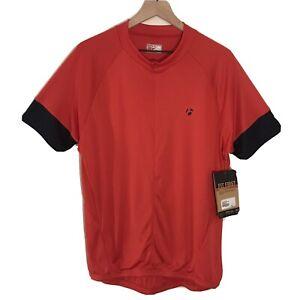 Bontrager Men's Sport Short Jersey Red Size XL Fit First