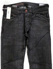 Diesel Men Jeans 30 W x 32  Belther 824T Regular Slim Tapered Black New w Tags