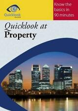 Quicklook at Property (quicklook Books) by Charles Dixon Paperback Book 9781