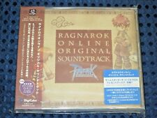 RARE Ragnarok Online Original Soundtrack Music CD Limited w/Bonus Disc JAPAN F/S