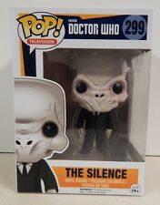 Funko POP! Television BBC Doctor Who The Silence #299 MIB!!!