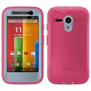 Otterbox Defender Series Protective Case for Motorola Moto G, 100% Authentic,NEW