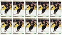 (10) 1991-92 Score Young Superstars Hockey #38 Jaromir Jagr Card Lot Penguins