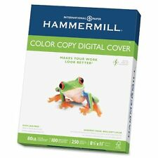 "Hammermill Color Copy Paper - Letter - 8.50"" X 11"" - 80 Lb - Extra Smooth - 100"