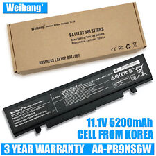 Genuine Weihang Battery for Samsung R470 R522 R530 R580 R780 RF510 AA-PB9NC6B