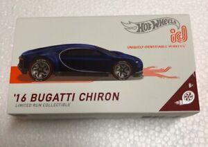 Hot Wheels ID 16 Bugatti Chiron
