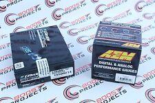 AEM Wideband UEGO Air/Fuel Ratio AFR Gauge & GReddy Profec Boost Controller