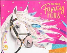 Malbuch - Fancy Foils - MISS MELODY