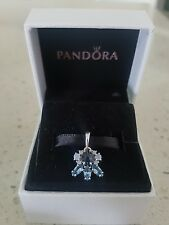 Pandora New Genuine Patterns of Frost Necklace Pendant S/N 390391NMBMX