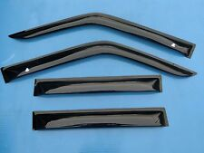 Toyota Corolla KE70 WEATHER SHIELDS Door Window Visor Guard KE72 KE75 GL DX 1set