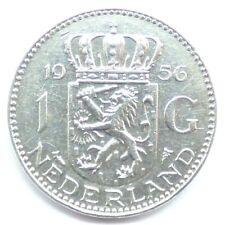 1 Gulden, Silber, 1956, Niederlande (1984)