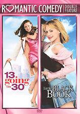 13 Going on 30/Little Black Book +Bonus 3rd Disc DVD, 2008, 3-Disc Set Like New