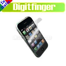 Apple IPHONE 3G 3GS Lotto di 3 Pezzi PELLICOLA Professionale SALVA SCHERMO LCD