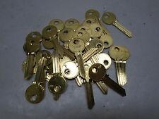 Qty = 34 Key Blanks: Yale TDF