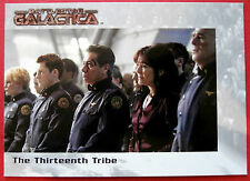 BATTLESTAR GALACTICA - Premiere Edition - Card #63 - The Thirteenth Tribe