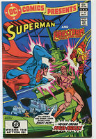 DC Comics Presents Superman And The Fury Of Firestorm   #45 NM  DC Comics CBX12A