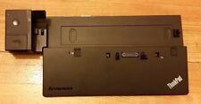 Lenovo ThinkPad Pro Dock 40A10090US T440 X240 T540 L540 L460 T460 L560 T560 X250
