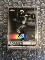 2019 Topps Chrome Willy Adames Rookie Cup Reverse Negative SSP Rays No. 179
