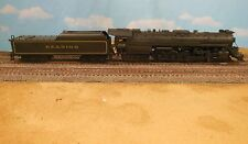 HO SCALE BRASS OLYMPIA/GEM MODELS READING CLASS T-1 4-8-4 LOCOMOTIVE