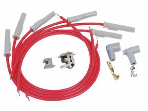 MSD Spark Plug Wire Set fits Plymouth Acclaim 1989-1995 3.0L V6 49SWKG