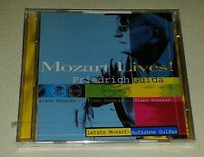 CD Friedrich Gulda - Mozart Lives - Letzte Mozartaufnahme - Neu! (A1)