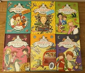 Die Schule der magischen Tiere 6 Bände Endlich Ferien Voll verknallt usw