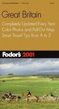 Fodor's 2001 Great Britain