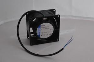ebm-papst Fan Lüfter 8556N 230V voll funktionsfähig