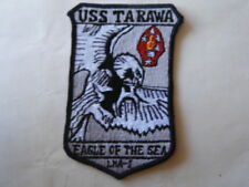 PATCH US NAVY USS TARAWA LHA-1 / MARINE USA