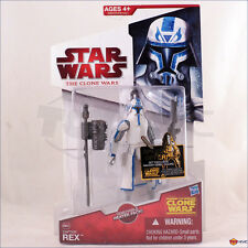 Star Wars - The Clone Wars Captain Rex CW50 2009 Animated figure - worn