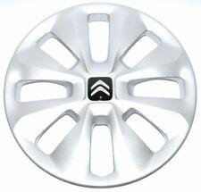 """Genuine Citroen C1 Wheel Trim 15"""" Silver B000880180 X1 2014- Onwards"""