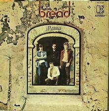 BREAD-MANNA LP VINILO 1971 SPAIN EXCELLENT COVER CONDITION-EXCELLENT VINYL