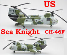 """Easy Model 1/72 US Marines CH-46F """"Too Cool"""" Sea Knight Helicopter HMM-261#37003"""