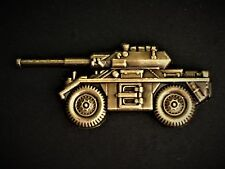 Fox Armoured Scout Car Lapel Pin