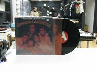 Domingo Y Los Zitrus LP Spanisch Berlin Levantao 1989