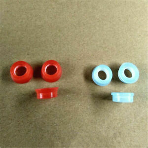 Silicone Replacement Washers for Ceramic Disc Valve Tap Cartridge Insert Bath