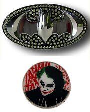 Batman the Hero Joker the villain Characters wholesale bundle combo Belt Buckles