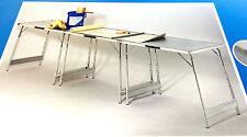 Alu Tapeziertisch Mehrzwecktisch Klapptisch Campingtisch Arbeitstisch 3 Tische