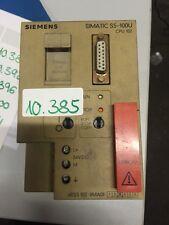 Siemens SIMATIC s5 6es5 102-8ma01 6es5102-8ma01