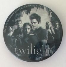 Twilight Television Series Small Button Badge Pin Vintage Authentic (N14)