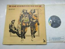 Groundhogs - Thank Christ For The Bomb -UK 1970 Liberty LP Signed by Tony McPhee