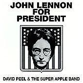 JOHN LENNON FOR PRESIDENT