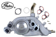 Engine Water Pump GATES Replace GMC OEM # 12456113 With Gaskets