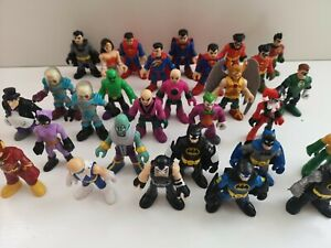 Imaginext DC Super Friends Heroes and Villains - Please Select Your Figure