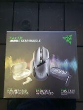 Razer Mobile Gear Bundle Hammerhead True Wireless Basilisk X Hyperspeed More
