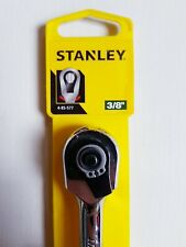 Stanley STA485577 3/8in Square Drive Microtough Socket Ratchet Handle