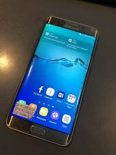 Samsung Galaxy S6 edge+ Plus  SM-G928T T-Mobile Clean ESN Screen Burn