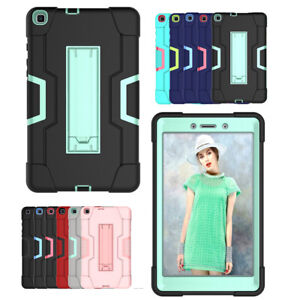 For Samsung Galaxy Tab A 10.1 8.4 8.0 Shockproof Stand Case Cover Tough Shell