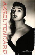 Kunst & Kultur Ansichtskarten ab 1945 mit dem Thema Schauspieler